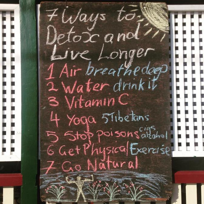 7 Ways to Detoxify Yourself and Live Longer