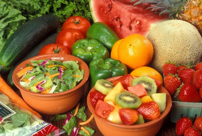 7 Benefits of Eating Raw Food