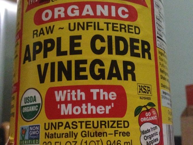 7 benefits of apple cider vinegar