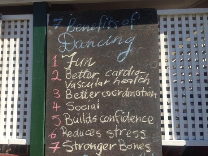 7 Benefits of Dancing