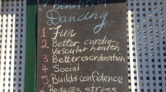 7 Benefits of Dancing